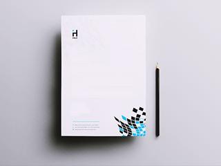 Full Colours Letterhead